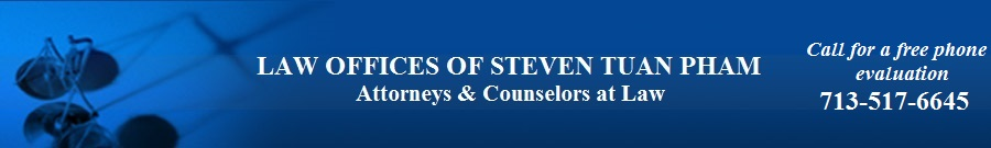 LAW OFFICES OF STEVEN TUAN PHAM
